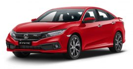 Honda Civic 2021 1